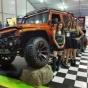 Уникальный трехосный Jeep с полным приводом пустят с молотка
