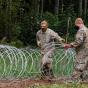 Польша назвала забор на границе защитой от Путина и Лукашенко
