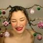 Самые лучшие идеи новогодних причёсок (ФОТО)