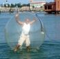 Чудо-шар, позволяющий ходить по воде