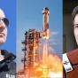Запуск Blue Origin c Уильямом Шетнером отложен до среды из-за погоды