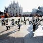 """В Италии протестуют из-за обязательных """"паспортов здоровья"""""""