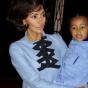 Кім Кардаш'ян пригадує зйомку з донькою в стилі Жаклін Кеннеді