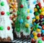 Вкусные украшения на Новогодний стол (ФОТО)