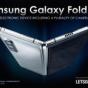 Samsung патентует еще один гибкий смартфон