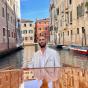 З'явились фото весілля засновника бренду Jacquemus у Венеції