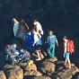 Австралиец выбрался изпасти смертоносной акулы иумер убрата наруках