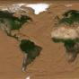 Как будет выглядеть земля, если все ее водоемы высохнут (ФОТО)