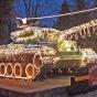 Самые необычные новогодние украшения (ФОТО)