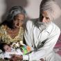 В Индии 70-летняя женщина родила ребенка