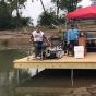Рыбак засутки поймал наудочку 2645рыб ипобил мировой рекорд