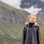 Грета Тунберг во время гала-концерта Climate Live неожиданно вышла на сцену и запела