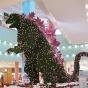 Новогодняя елка - Годзилла (ФОТО)