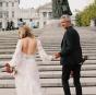 Горячие танцы и LOBODA: как прошла свадебная вечеринка Собчак и Богомолова