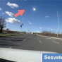 Видеорегистраторы помогли найти три упавших метеорита в Словении (видео)