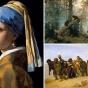 Маленькие тайны шедевров мировой живописи (ФОТО)