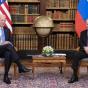 Стало известно, какими подарками обменялись Путин и Байден