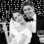 Остапчуки зворушливо привітали одне одного з річницею шлюбу