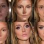 Удивительное преображение: не доверяй женщине с макияжем (ФОТО)