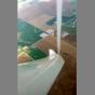 В США пилот снял смерч на видео во время полета