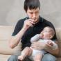 Врачи предупреждают, детям отцов-курильщиков грозит смертельная опасность