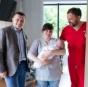 Американские врачи бесплатно прооперировали 12 украинских детей с врожденными пороками лица