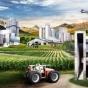 В Украине наладят производство тракторов для небольших ферм