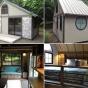 Мода на маленькие дома в США (ФОТО)