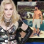 Мадонна заинтересовалась молодым португальским манекенщиком