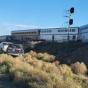 В США пассажирский поезд сошел с рельсов, есть погибшие