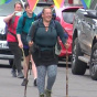 Британка одолела пешком маршрут Украина-Уэльс