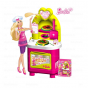 Кухня-пиццерия Барби Faro