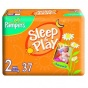 Подгузники Pampers Sleep and Play
