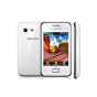 Samsung Star 3 Duos S5222 Pure White