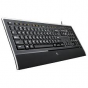 Клавиатура Logitech Illuminated Keyboard Black USB