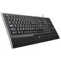 Клавиатура Logitech Illuminated Keyboard Black USB