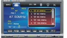 Автомагнитола Prology MDN-2740T