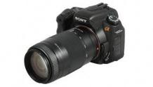 Фотоаппарат Sony Alpha DSLR-A200 Kit