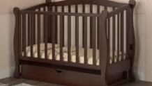 Baby Dream кроватка Prestige 8