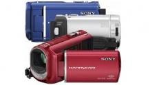 Видеокамера Sony DCR-SX40E
