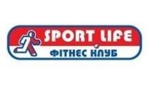 Фитнес клуб «Спорт лайф» (Sport Life), Луганск