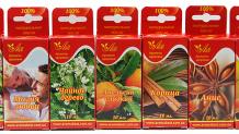 Ароматы здоровья - Лія, эфирные масла
