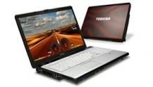 Toshiba SATELLITE X205