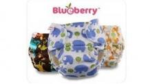 Многоразовый подгузник Blueberry