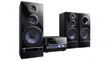 Музыкальный центр JVC NX-G9