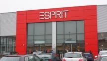 Сеть фирменных магазинов Esprit - Эсприт
