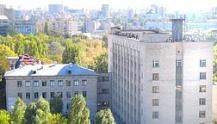 Институт нейрохирургии им. Ромоданова, ул. Мануильского (Майбороды)