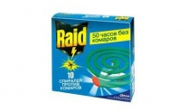 Средство от комаров Raid