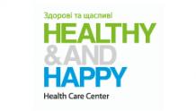 Здорові та щасливі, центр семейной медицины - Healthy&Happy