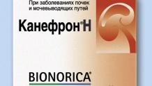 Канефрон, Бионорика